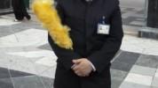 کبوتر حرم-خاطرات خدمت در حرم امامرضا علیهالسلام-چوبپرم