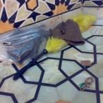 کبوتر حرم-خاطرات خدمت در حرم امامرضا علیهالسلام-داروندار