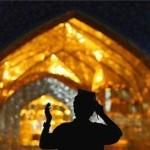 کبوتر حرم-خاطرات خدمت در حرم امامرضا علیهالسلام- سفرۀ رنگین