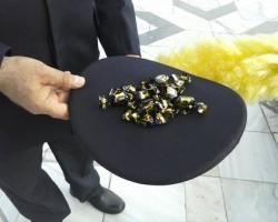 کبوتر حرم-کلاه شکلاتی-نورور ۱۳۹۶