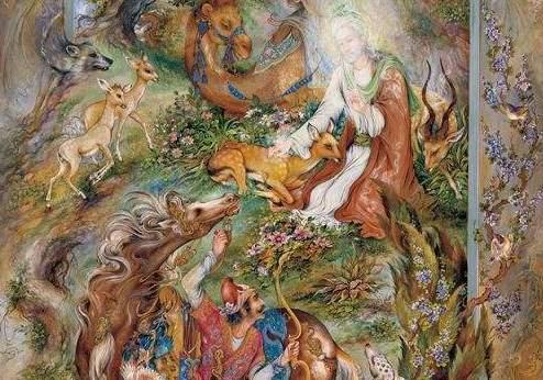 کبوتر حرم-خاطرات خدمت افتخاری در حرم امامرضا علیهالسلام-آهو